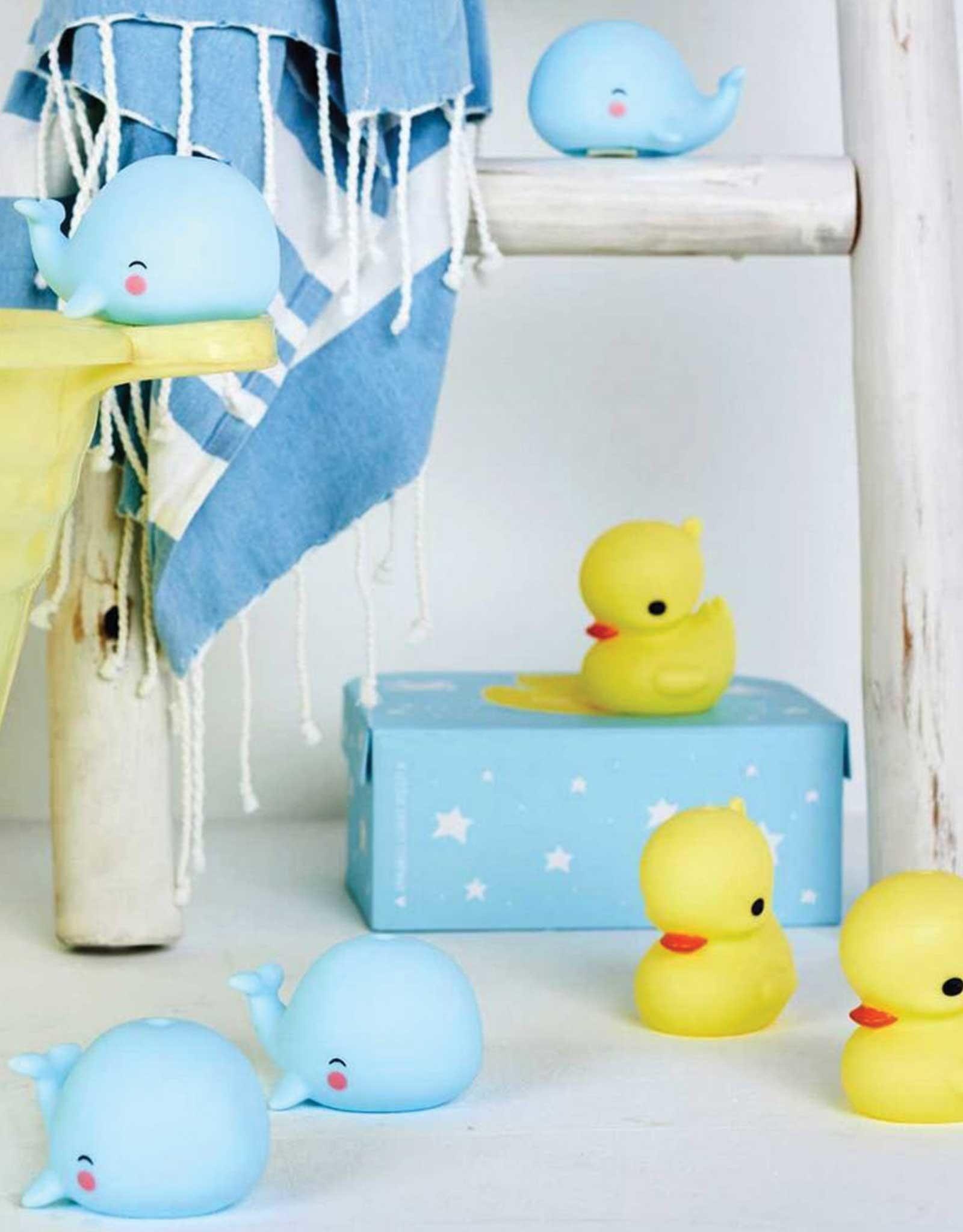 A Little Lovely Company Jouet de bain - Baleine