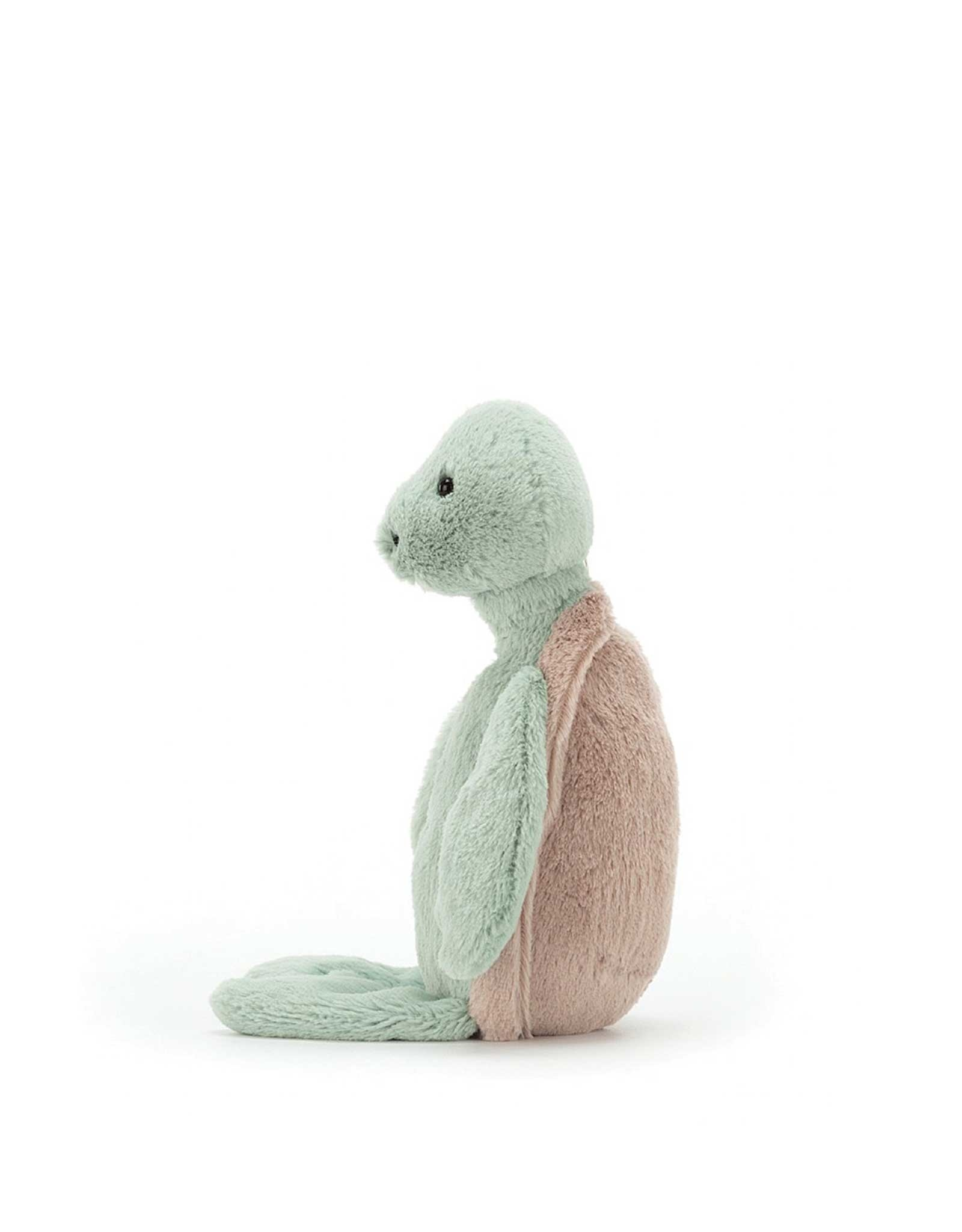 Jelly Cat Peluche - Tortue timide - Petit