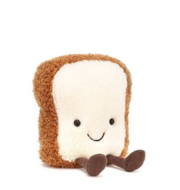 Jelly Cat Amuseable Toast - Small