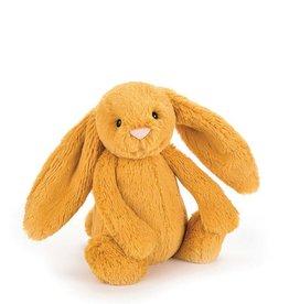 Jelly Cat Peluche - Lapin timide jaune safran - Petit
