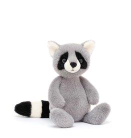 Jelly Cat Peluche - Raton-laveur gris