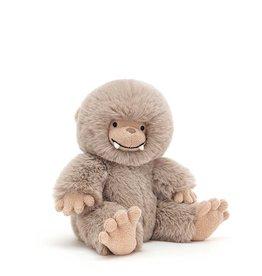 Jelly Cat Peluche - Bo le bigfoot