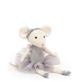 Jelly Cat Plush - Pirouette Mouse Pebble