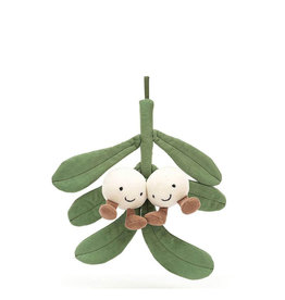 Jelly Cat Plush - Amusable Mistletoe