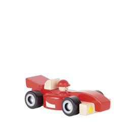 Goki Wooden Toy - Racing Car