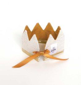 Fancy Little Day Mini couronne pour poupée naturelle et moutarde