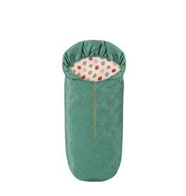 Maileg Sac de couchage pour souris vert