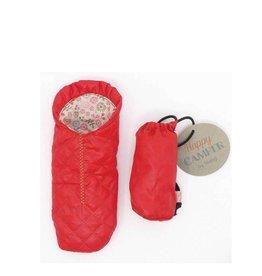 Maileg Sac de couchage pour souris rouge