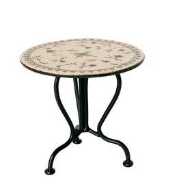 Maileg Table de thé vintage Micro en anthracite