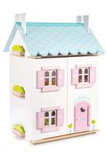 Le Toy Van Blue Bird cottage