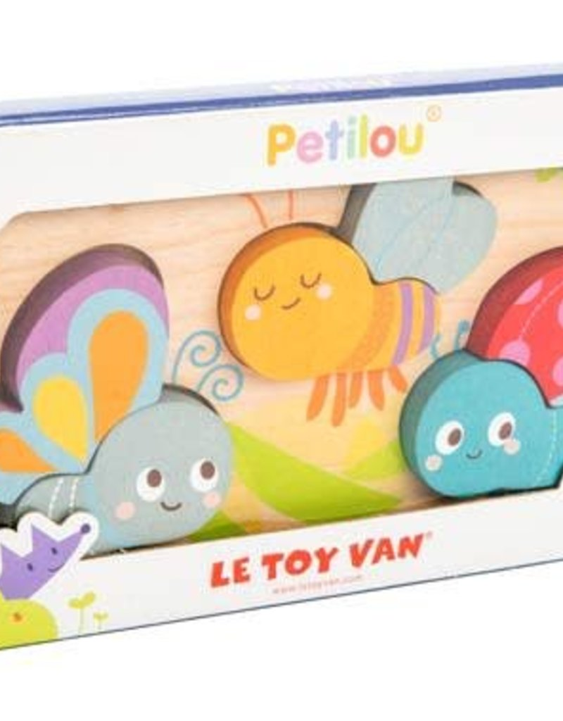 Le Toy Van Casse-tête Petites abeilles