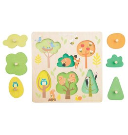 Le Toy Van Woodland Tree Puzzle