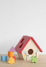 Le Toy Van Bird House Shape Sorter