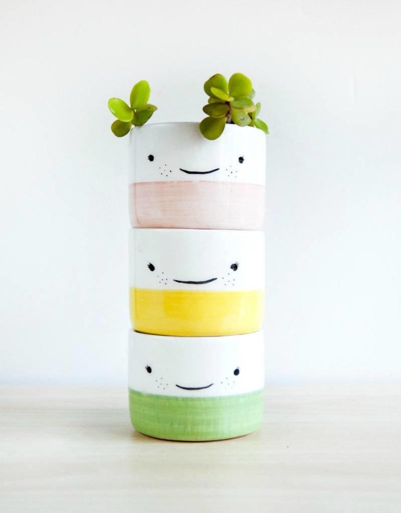 Noe Marin Ceramiste Céramique - mignons petits pots