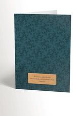 Valérie Boivin Illustrations Carte de souhaits - Naissance