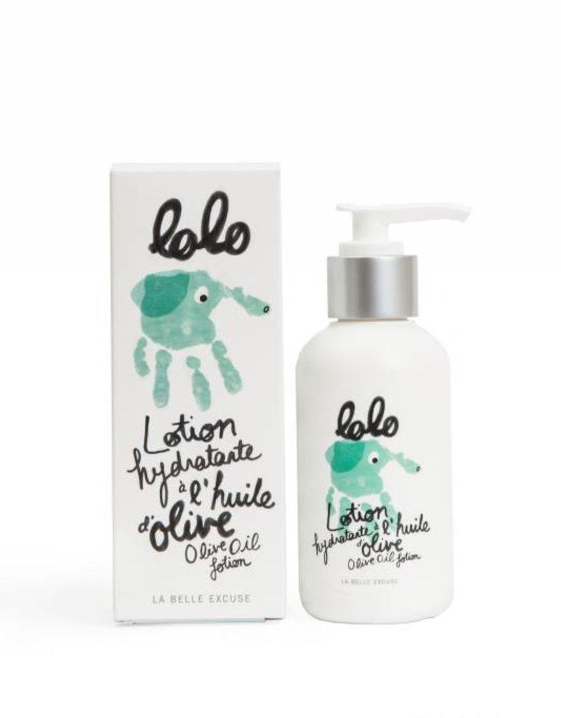 Lolo et moi Olive oil lotion 125 ml