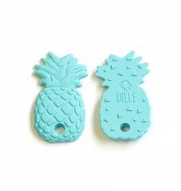 Bulle bijouterie Jouet de dentition Ananas turquoise