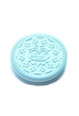 Bulle bijouterie Jouet de dentition Oreo bleu pâle