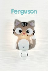 Veille sur toi Nightlight - Cat - Ferguson