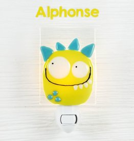 Veille sur toi Veilleuse - Monstre - Alphonse