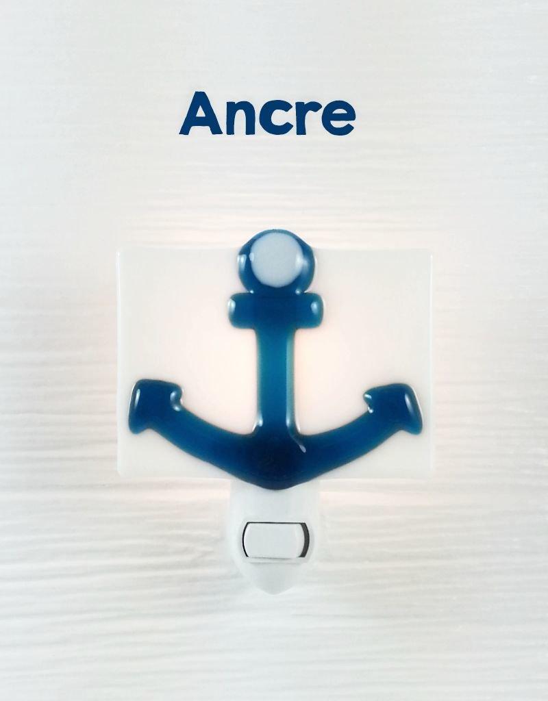 Veille sur toi Nightlight - Anchor