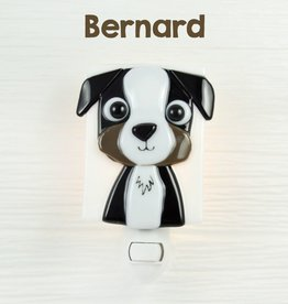 Veille sur toi Veilleuse - Chien - Bernard