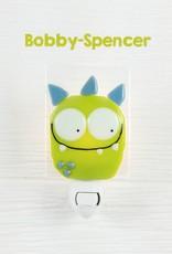 Veille sur toi Veilleuse - Monstre - Bobby - Spencer