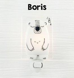 Veille sur toi Veilleuse - Ours polaire - Boris