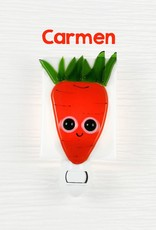 Veille sur toi Nightlight - Carrot - Carmen