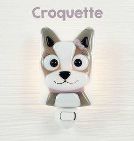 Veille sur toi Nightlight - Dog - Croquette