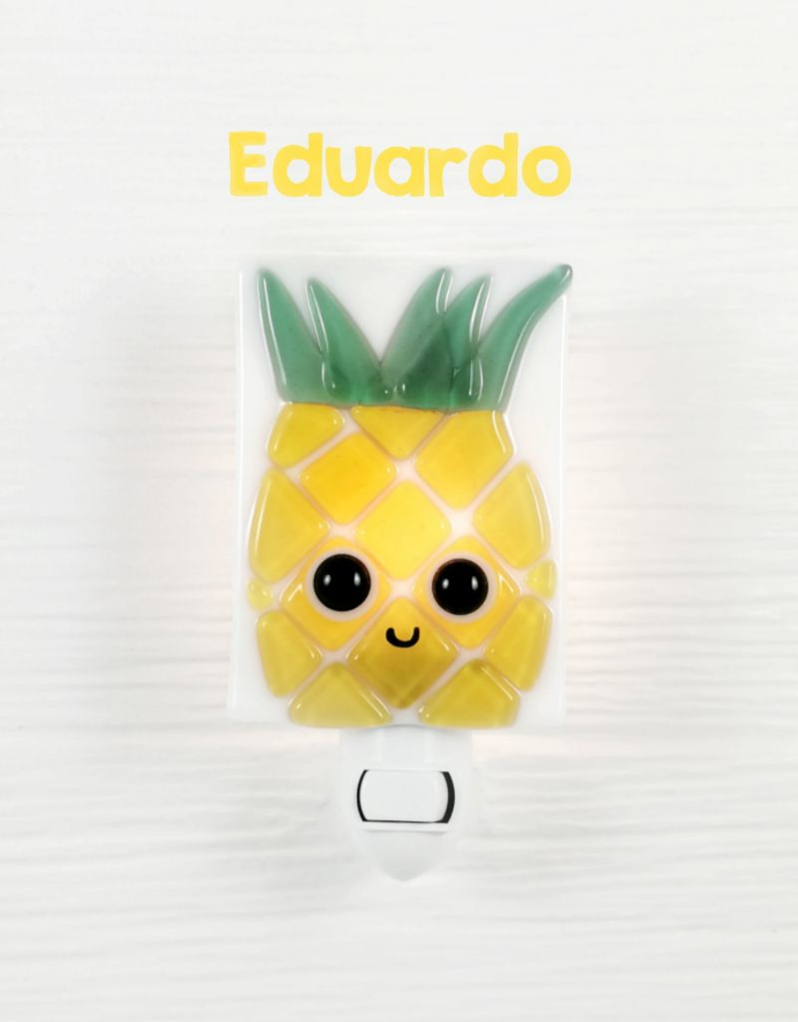 Veille sur toi Veilleuse - Ananas - Eduardo