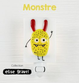 Veille sur toi Nightlight - Monster - Elise Gravel