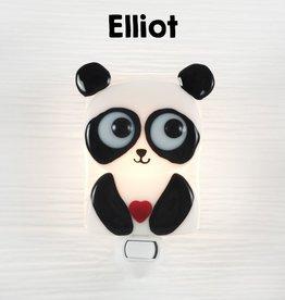 Veille sur toi Nightlight - Panda - Elliot