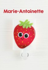 Veille sur toi Nightlight - Strawberry - Marie Antoinette