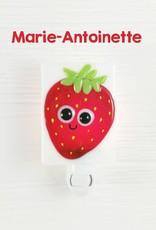 Veille sur toi Veilleuse - Fraise - Marie-Antoinette