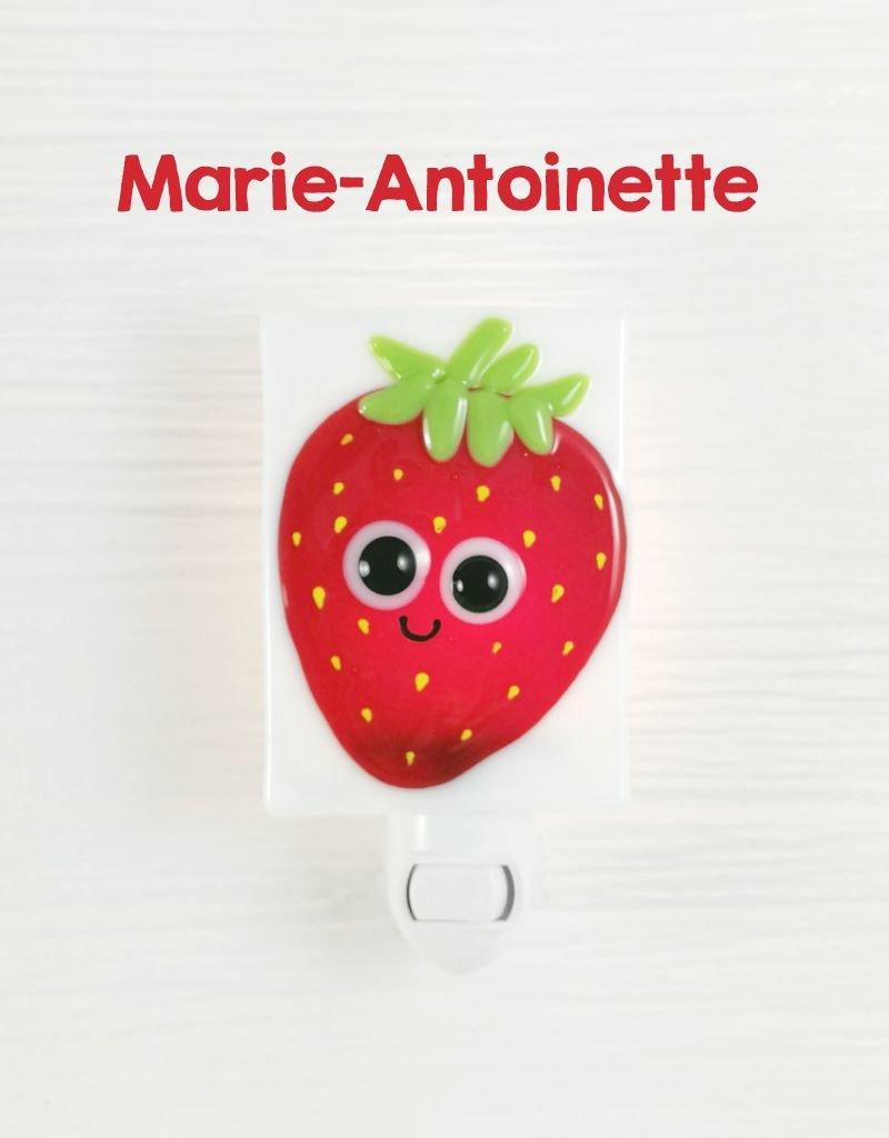 Coloriage Panier De Fraises.Veille Sur Toi Veilleuse Fraise Marie Antoinette