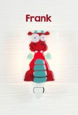 Veille sur toi Veilleuse - Dragon - Frank