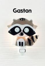Veille sur toi Nightlight - Raccoon - Gaston