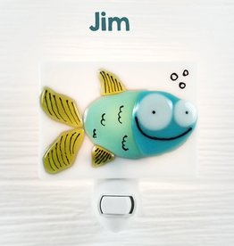 Veille sur toi Nightlight - Fish - Jim