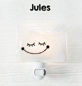 Veille sur toi Veilleuse - Nuage - Jules