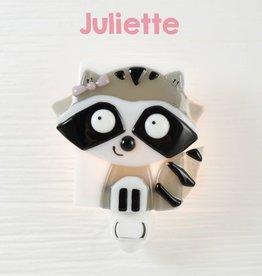 Veille sur toi Nightlight - Raccoon - Juliet