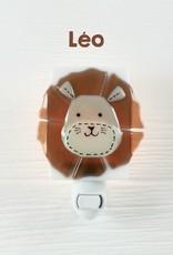 Veille sur toi Veilleuse - Lion - Léo
