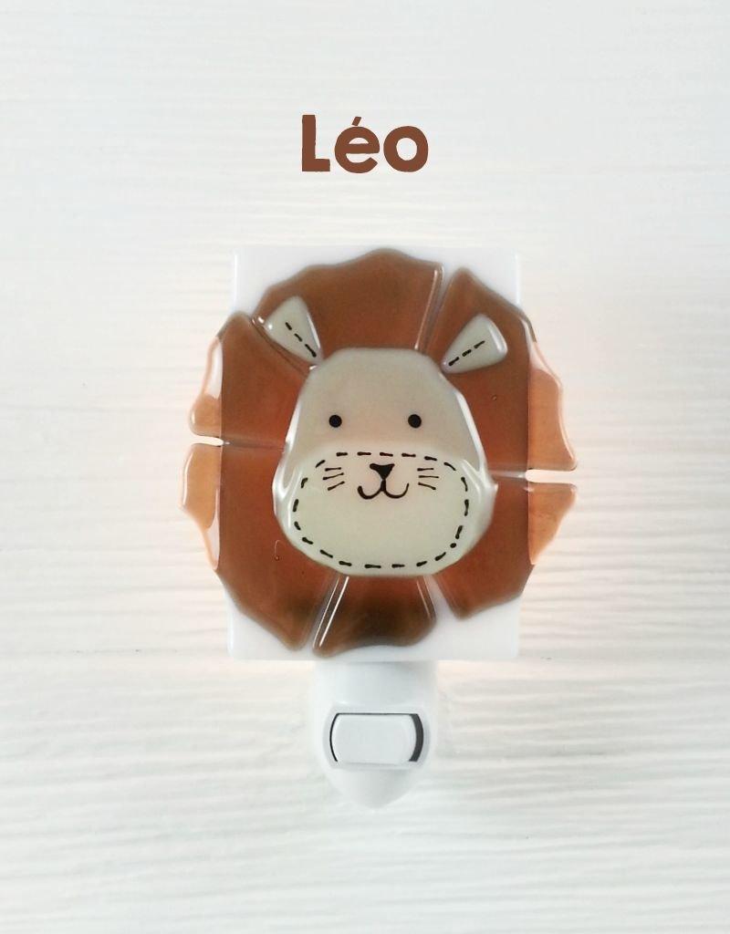 Veille sur toi Nightlight - Lion - Leo