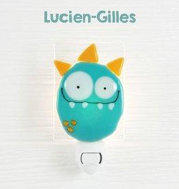 Veille sur toi Nightlight - Monster - Lucien-Gilles