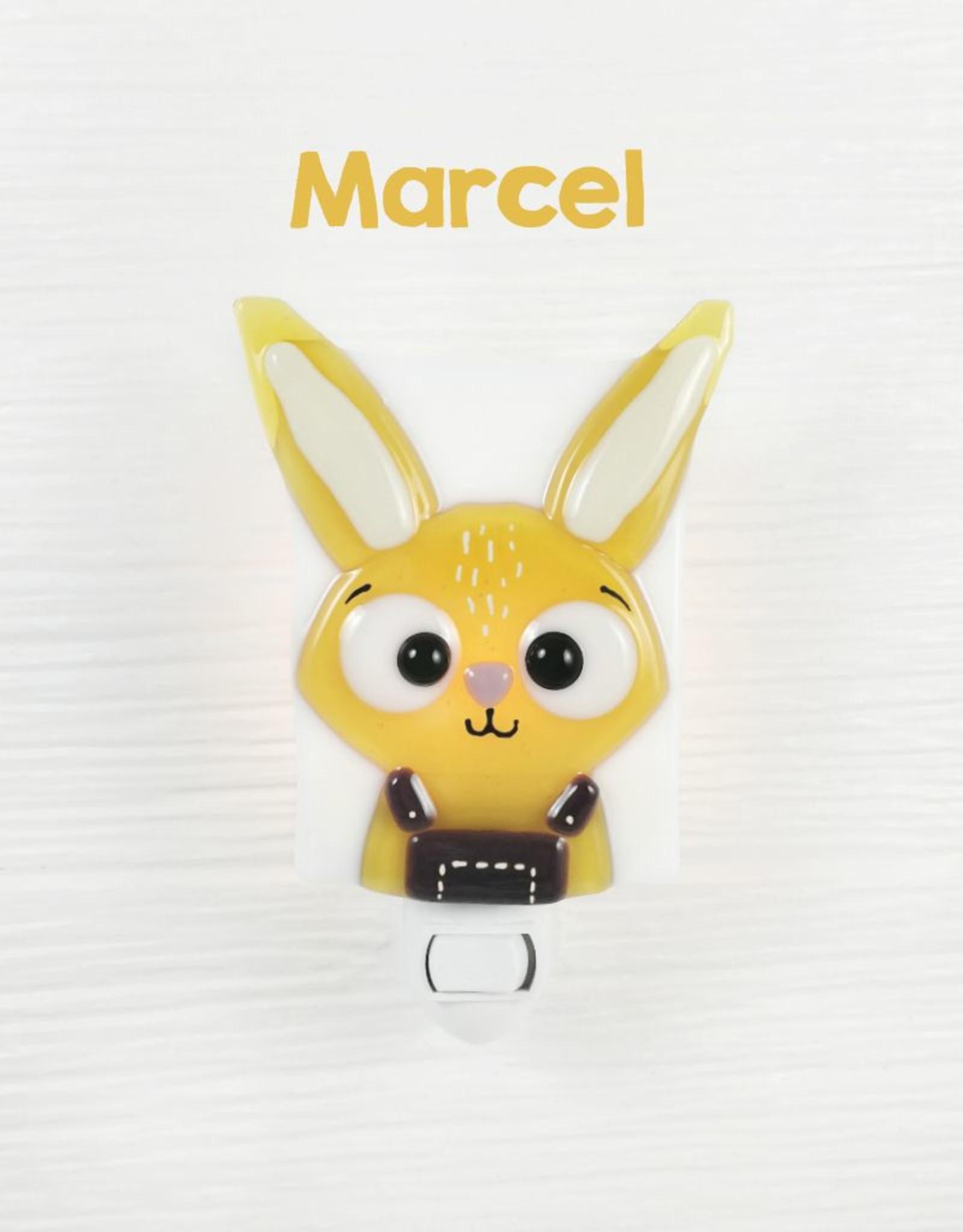 Veille sur toi Veilleuse - Lapin - Marcel