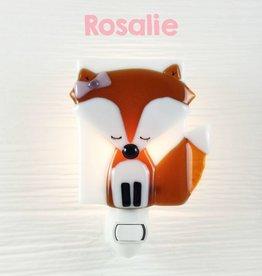 Veille sur toi Nightlight - Fox - Rosaly