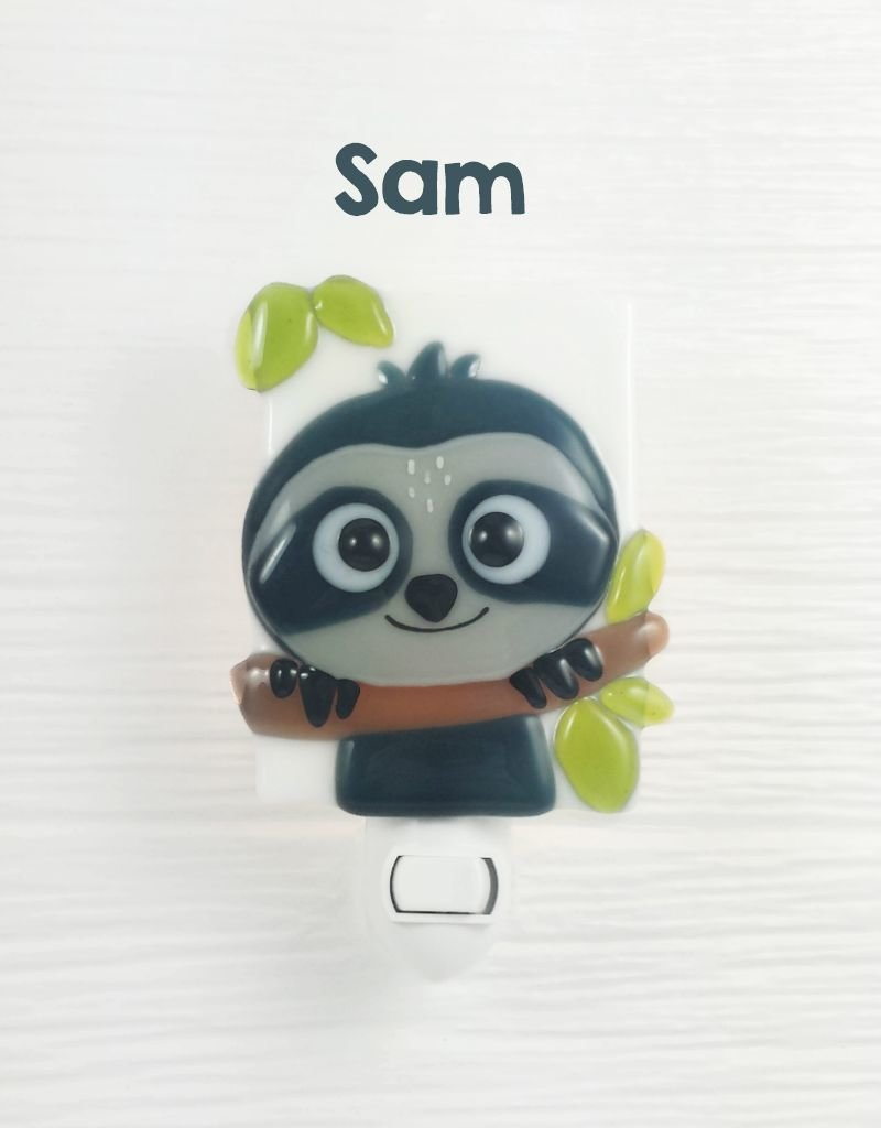 Veille sur toi Nightlight - Sloth - Sam