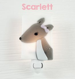 Veille sur toi Nightlight - Deer - Scarlett
