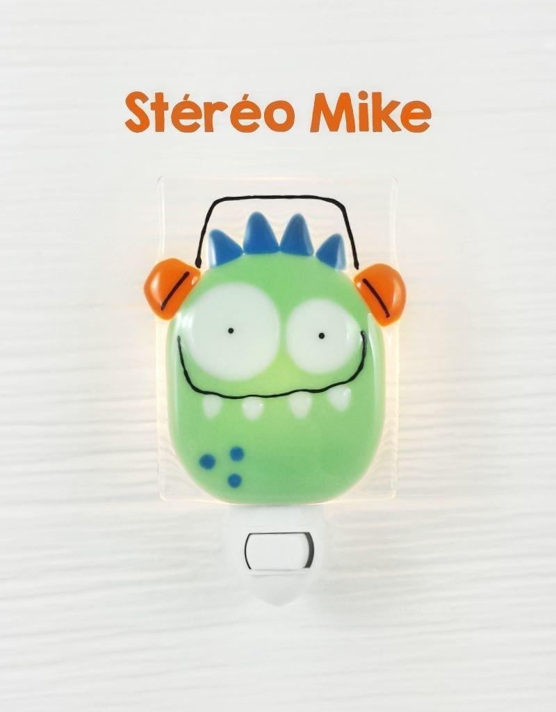 Veille sur toi Veilleuse - Monstre - Stéréo Mike