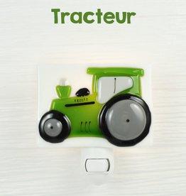 Veille sur toi Veilleuse - Tracteur